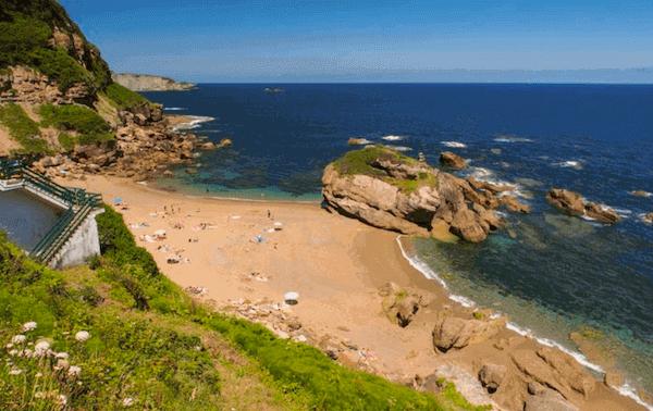 playas de gijon