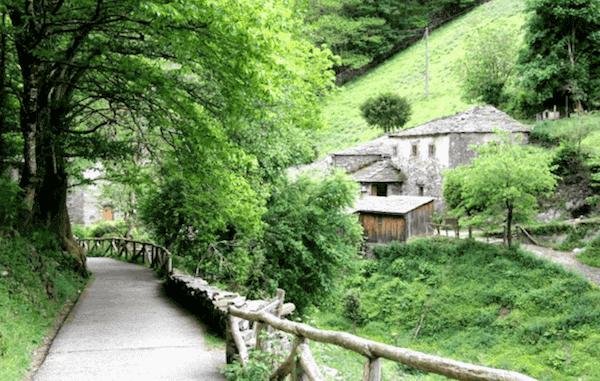 Rutas por Asturias de Senderismo