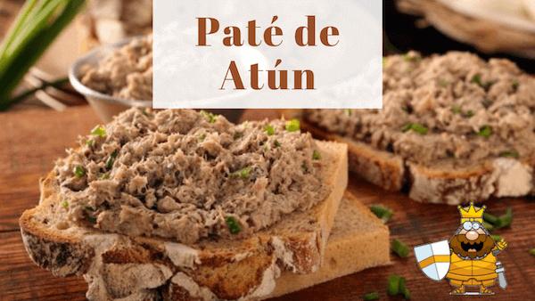 Paté de Atún o Atum Casero