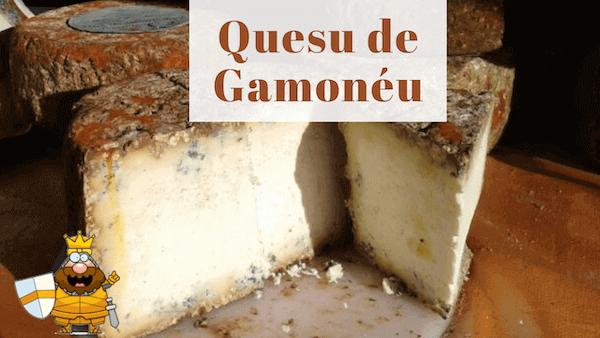 Quesu de Gamonéu o Queso de Gamonedo