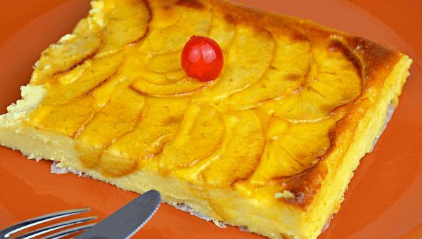 Tarta de Manzana Fácil con Hojaldre