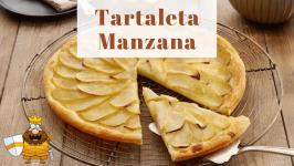 Tarta de Manzana con Hojaldre Tartaleta Fácil