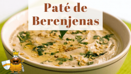 Paté de Berenjenas