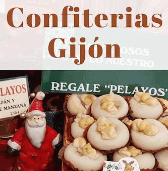 Confiterías y Pastelerías de Gijón